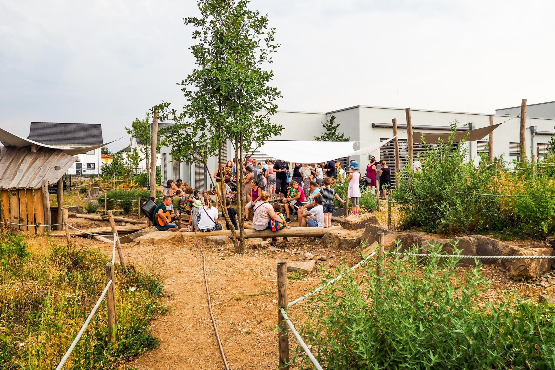 Villa Sommerfest 2019 (Foto Michael Scholl)